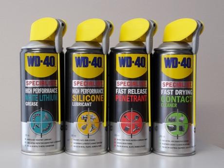 WD-40 assortment expands